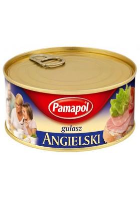 Carne de cerdo guisada  ANGIELSKI  6x300gr  PAMAPOL