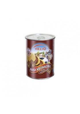 Leche condensada sabor chocolate HELIO 6x400g