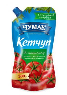 Ketchup PARA BARBACOA 40x270g CHUMAK