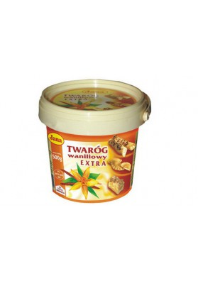 Requeson fresco sabor vanillaTWAROG 500gr JANA