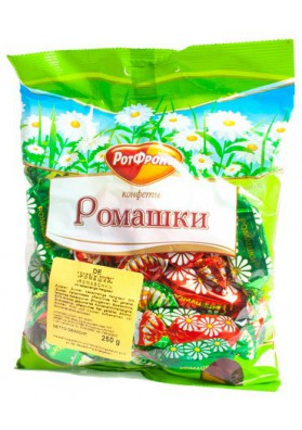 Bombones de chocolate  ROMASHKI 250gr  RF