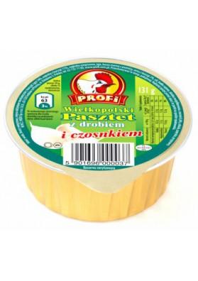 Pate de pollo con ajo 131g PROFI