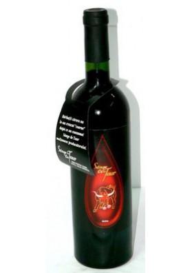 Vino tinto  Sangre de Taur 10% 0.75L