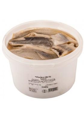 Filete de arenque poco salado 2kg LEMBERG