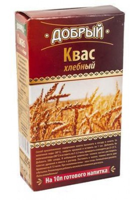 Preparacion para bebida fermentada (kvas) en seco 30x225gr DOBRIY