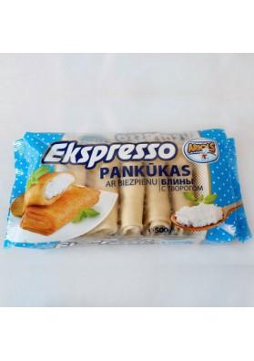 Crepe congelado  EKSPRESSO con requeson 14x500gr ARIOLS