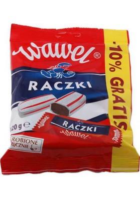 Caramelo  RACHKI 16x120gr WAWEL