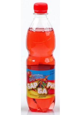 Refresco sabor  BERBERO 12x0.5L VOLSHEBNAYA STRANA