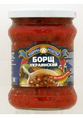 Sopa de remolacha rojo 12x460gr.TR