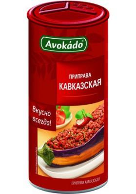 Especias  KAVKAZSKAYA 9x140gr tuba AVOKADO