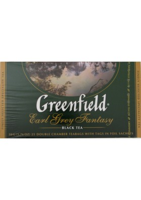 Te GREENFIELD GREY 25x2gr