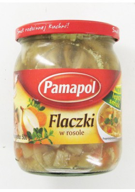 Callos de ternera FLACZKI 500gr.PAMAPOL