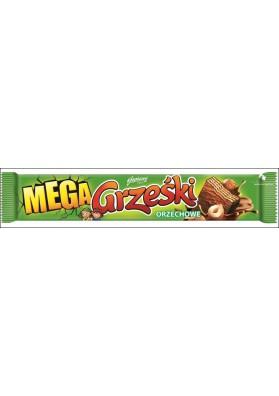Barquillos en chocolate!MEGA GRZESKI avellana 32x48gr GOPLANA
