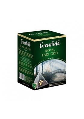 Te GreenfieldPYRAMIDAS ROYAL EARL GREY 20x2gr