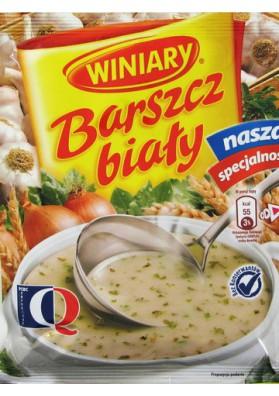 Sopa blanco 30x66gr.WINIARY