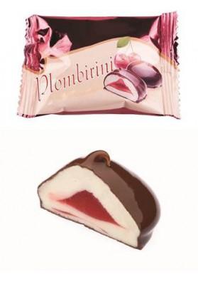 Bombones de chocolatePLOMBIRINI sabor guinda 2.5kg SUVOROV
