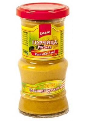 Mostaza RUSSKAYA 15x180gr EMELYA