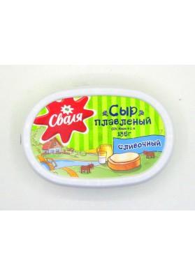 Queso fundidoSvalia sabor de nata 185 gr