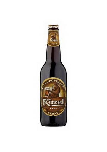 Cerveza KOZEL NEGRO 3.8%alc.20x500ml