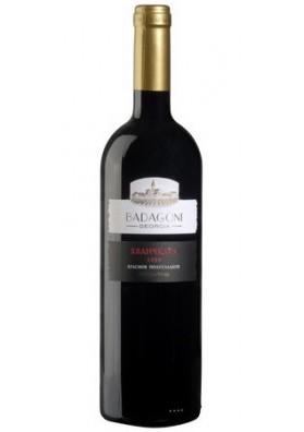Vino tinto KHVANCHKARA 11.5%alk.0.75L