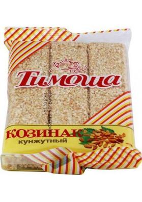 Turon caramelizado de sesamo 150gr TIMOSHA
