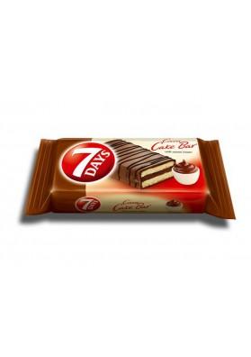 Bizcocho con crema de cacao 16x32gr 7DAYS