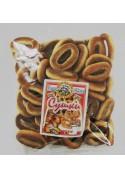 Rosquillas sabor vanilla 14x400gr ELKI-PALKI