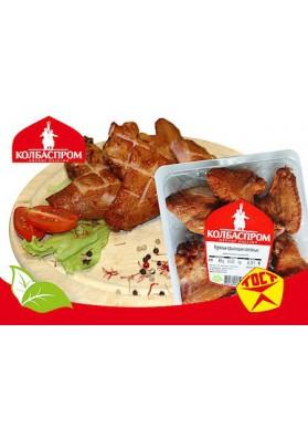 KP Alitas de pollo ahumado de peso