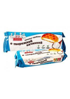 Galletas relleno de queso fresco 10x300gr URAL