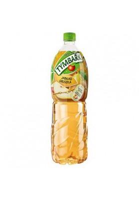 Bebida refrescante sabor manzana-pera 6x2L TYMBARK