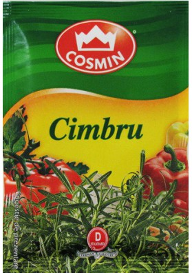 Especias  CIMBRU 15x8gr  COSMIN ROM.