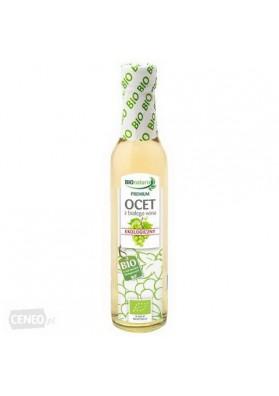 Vinagre de vino blanco organico 6x250ml BIONATURO