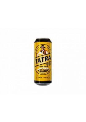 CervezaTATRA 0.5L 6%alk. lata