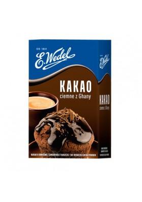 Cacao oscuro en polvo 10x80gr E.WEDEL