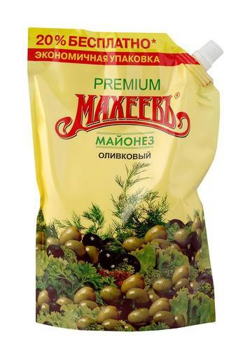 Mayonesa de oliva 20x380gr.MAJEEV