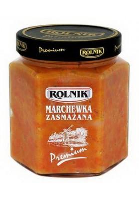 Zanahoria frita concervada 6x520gr ROLNIK