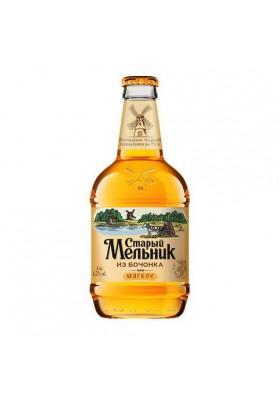 Cerveza Molinero viejo de baril suave 12x0.5L 4.3%alk.