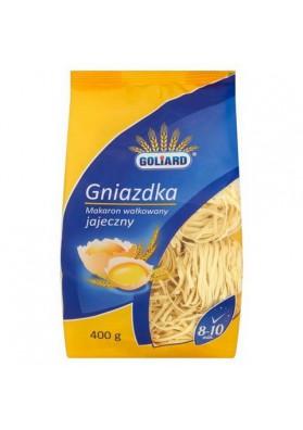 Pasta  GNIAZDKA 15x400gr GOLIARD