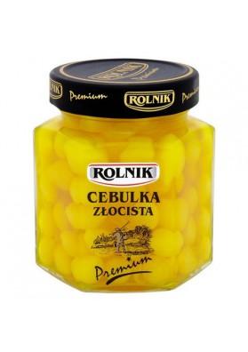 Cebolla dorada concervado  PREMIUM 6x295gr ROLNIK