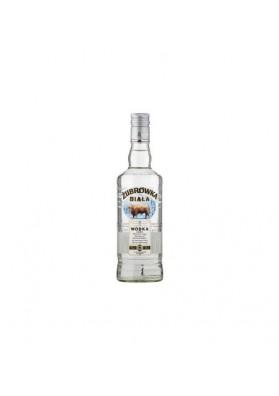 Vodka  ZUBROWKA BIALA  40%alc.500ml