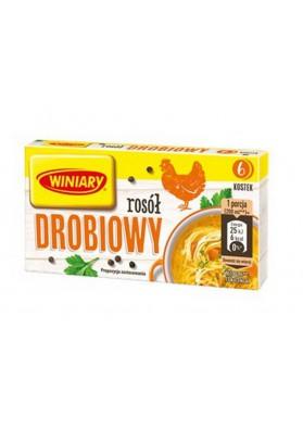 Caldo de pollo ROSOL 20x60gr WINIARY