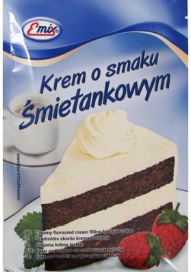 Crema de nata para tarta 100gr EMIX