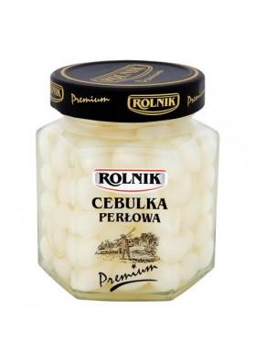 Cebolla  PERLOWA marinada  PREMIUM 6x295gr ROLNIK