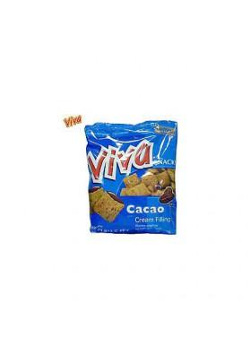 Almoaditas con crema de cacao 30x100gr VIVA