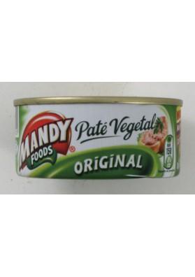 Pate vegetal 6x120gr MANDY