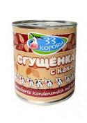 Leche condensada con cacao 48x397gr 33KOROVI
