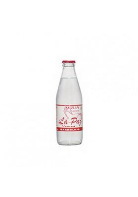 Agua mineral con gas LA PAZ 24x0.5L MARMOLEJO