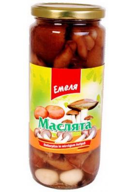 Setas Boletos comestibles conservado 12x530gr EMELYA