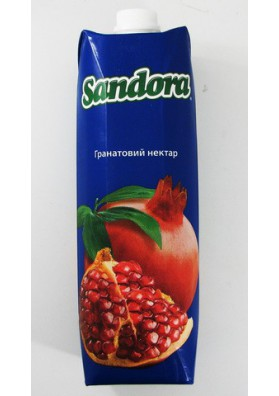 Zumo de granada 1L SANDORA