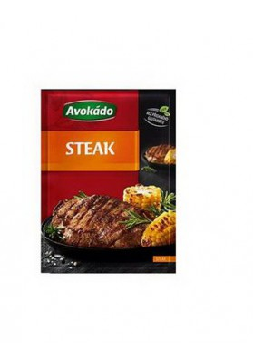 Especia para bistec STEAK 25x20gr AVOKADO